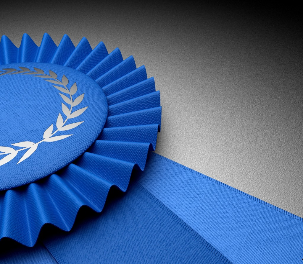 Blue Ribbon for a Chicago environmental attorney successfully handling a client environmental concern