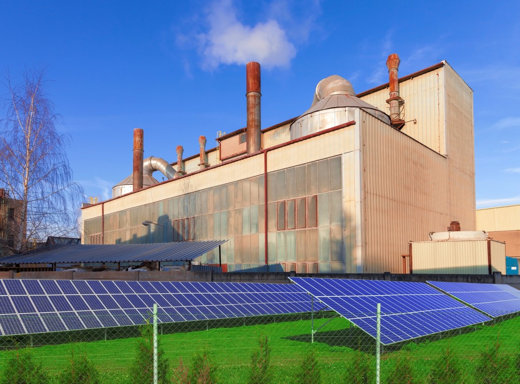 Chicago environmental attorneys helped a Industrial business in adminstrative proceedings get a building with solar panels.