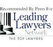 Leaidng Lawyers Network logo for professional environmental attorneys chicago